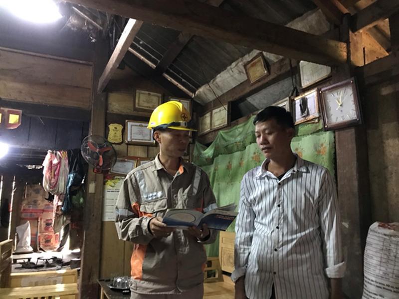 9 tháng, sản lượng điện của EVNNPC đạt 56 tỉ kWh - ảnh 2