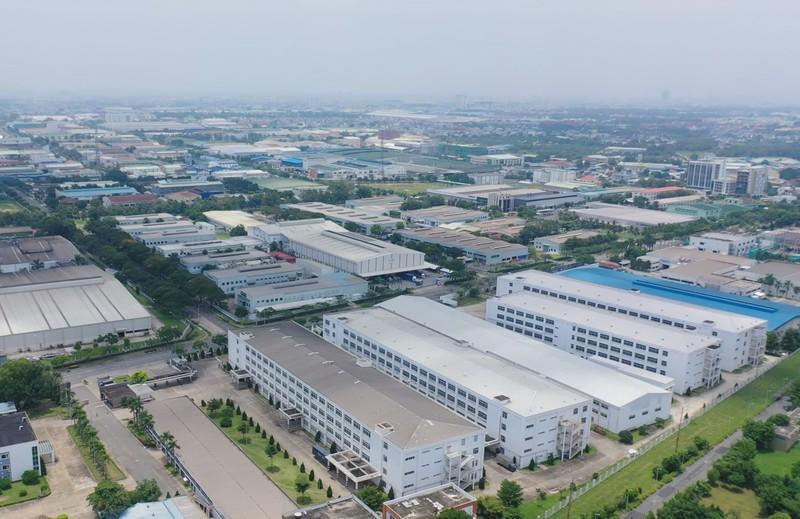 Thị trường bất động sản Thuận An tăng nhiệt - ảnh 1
