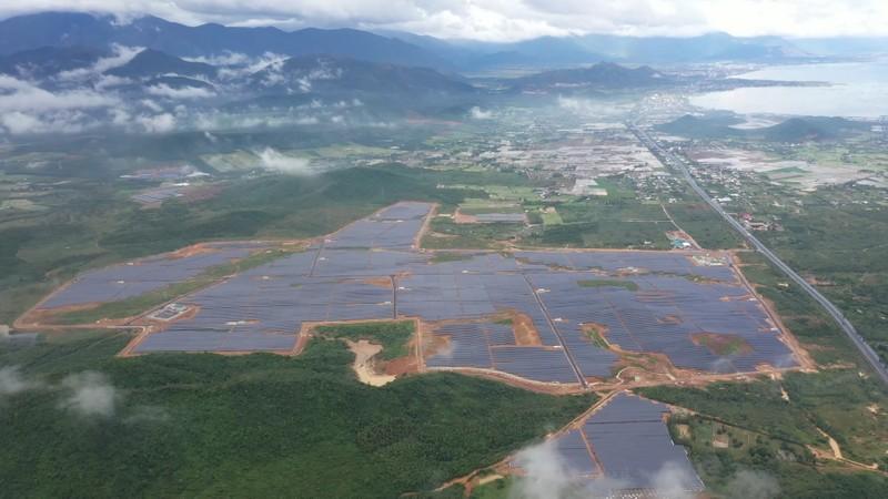 Khánh thành dự án nhà máy điện mặt trời KN Vạn Ninh 100 MWp - ảnh 1