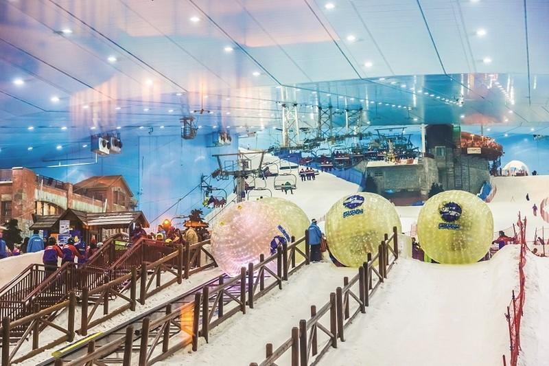 Từ dòng khách lớn, Crystal Bay phát triển du lịch bền vững   - ảnh 2