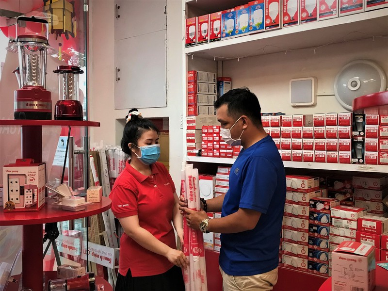 Có Điện Quang: Sửa nhà đón Tết - An toàn trên hết - ảnh 2
