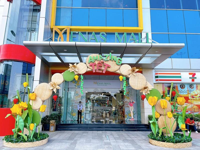 Đón năm mới diệu kỳ tại Menas Mall Saigon Airport - ảnh 2