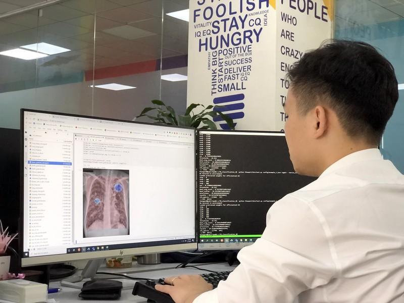 VinBrain sử dụng 'siêu máy tính' cho các giải pháp ứng dụng AI - ảnh 1