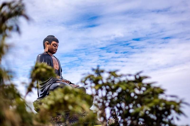 Hành hương bái Phật về miền non thiêng Fansipan - ảnh 2