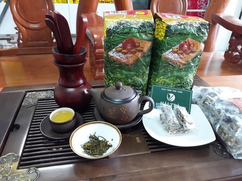 Những lợi ích khi dùng chè Thái Nguyên tại Hải Trà Tân Cương - ảnh 1