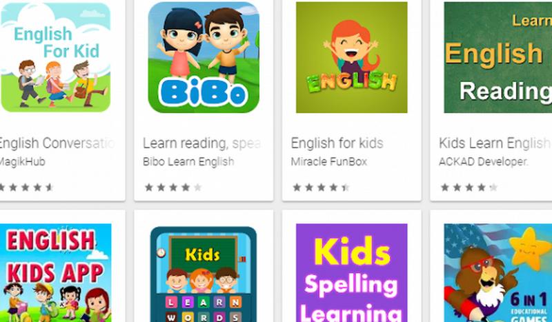 Những phần mềm học tiếng Anh cho bé hay nhất - ảnh 2