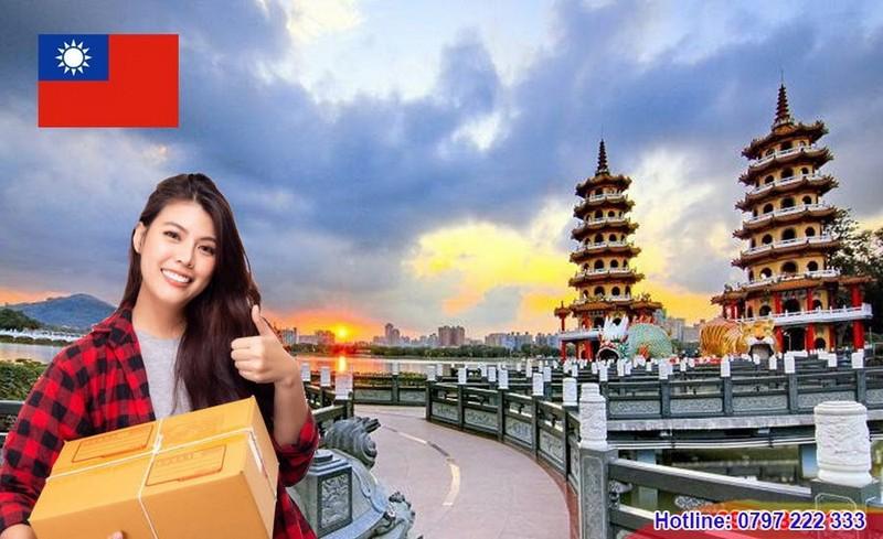 Gửi hàng đi Đài Loan giá rẻ, miễn phí đóng gói, hút chân không - ảnh 1