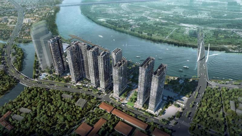 Grand Marina Saigon - BĐS 'hàng hiệu' hút giới đầu tư      - ảnh 2