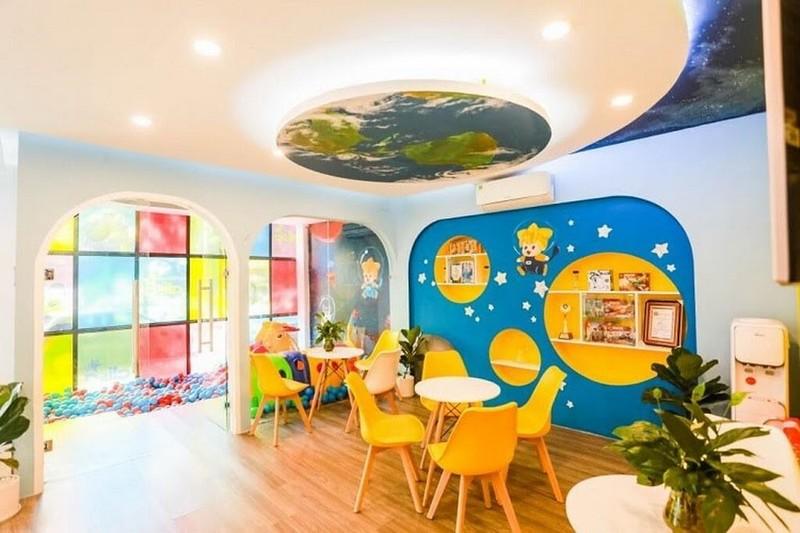 5 ý tưởng trang trí trung tâm tiếng Anh trẻ em ấn tượng - ảnh 2