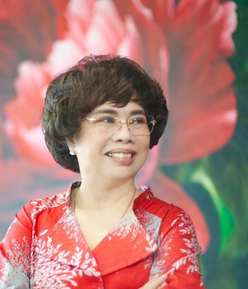 Tiếp tục một nhiệm kỳ Chủ tịch Hiệp hội Nữ Doanh nhân Việt Nam - ảnh 2