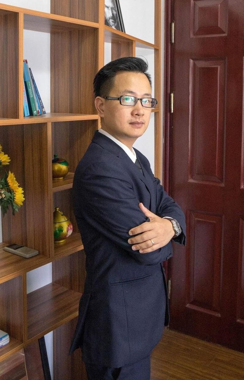 Luật sư Nguyễn Minh Hải: 'Nghề luật đã ăn vào máu của tôi'     - ảnh 1