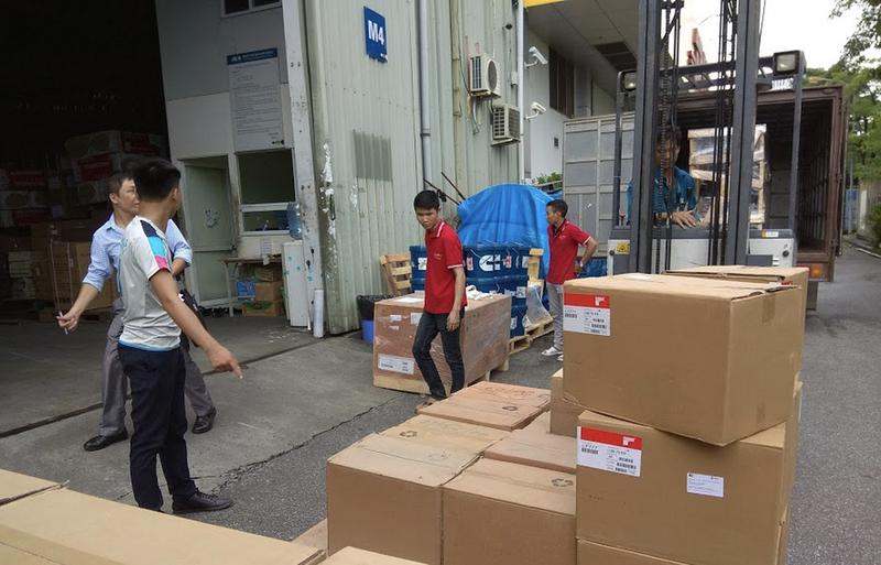 SG Moving - dịch vụ chuyển kho xưởng trọn gói uy tín TP.HCM    - ảnh 2