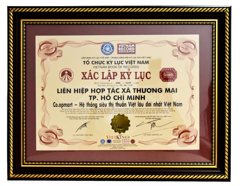 Co.opmart: hệ thống siêu thị thuần Việt lâu đời nhất Việt Nam  - ảnh 1