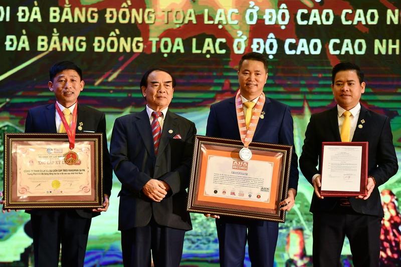 Sun Group kỷ niệm 5 năm vận hành cáp treo Fansipan - ảnh 1