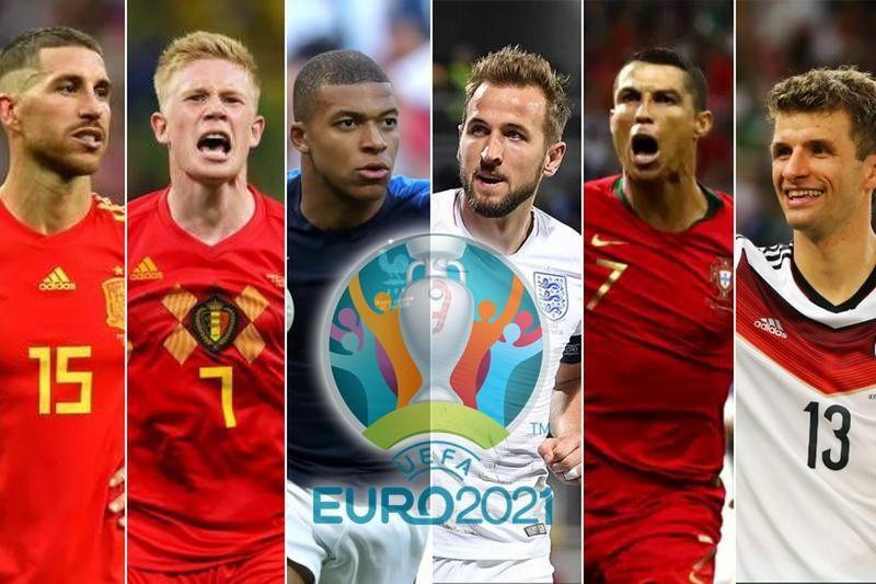 Tạp chí Goal bình chọn Top 6 ứng viên vô địch EURO 2021        - ảnh 1