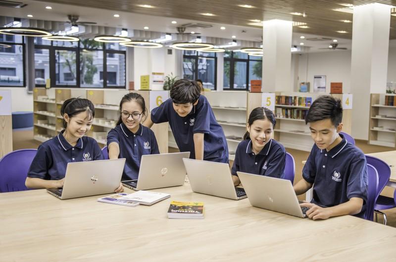 Vinschool 'mở cửa online' cho hàng triệu học sinh mùa dịch COVID-19              - ảnh 2