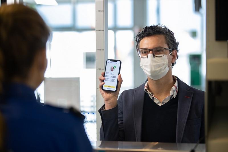 Bamboo Airways hợp tác thử nghiệm ứng dụng sức khỏe điện tử IATA Travel Pass     - ảnh 1