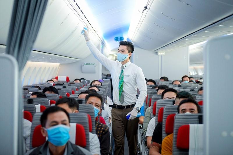 Bamboo Airways hợp tác thử nghiệm ứng dụng sức khỏe điện tử IATA Travel Pass     - ảnh 2