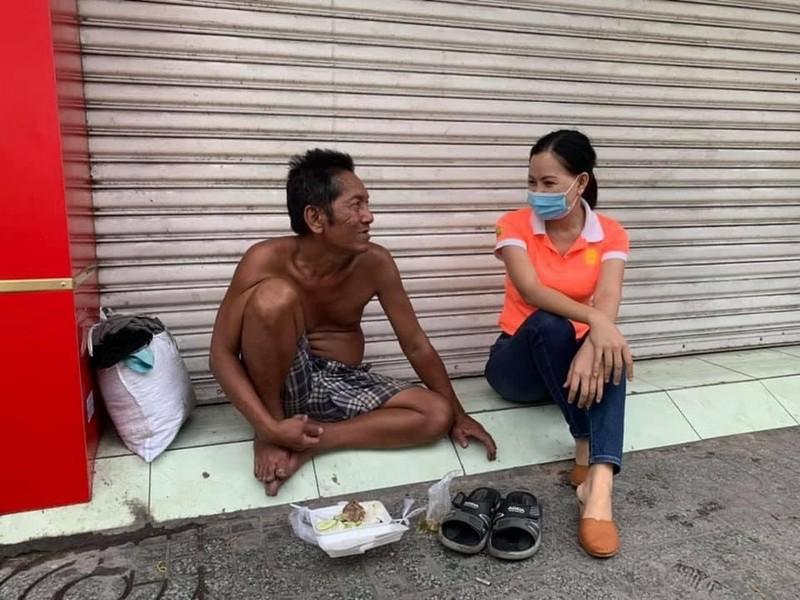Võ Thu Sương - Nữ doanh nhân xung phong trong công tác chống dịch - ảnh 1