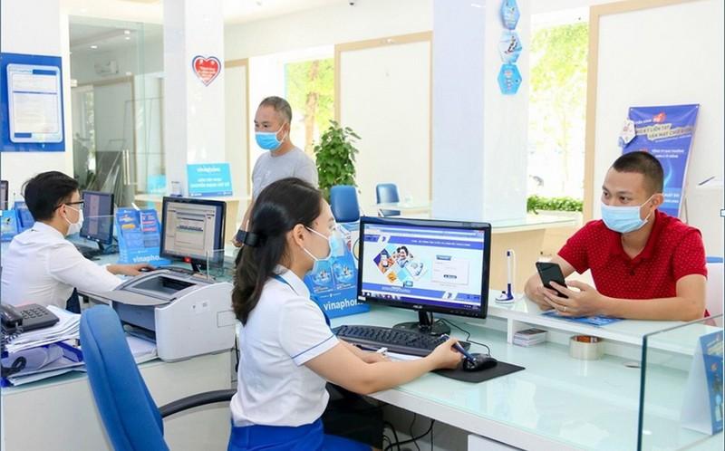 VNPT thể hiện vai trò tiên phong trong Chuyển đổi số quốc gia - ảnh 1
