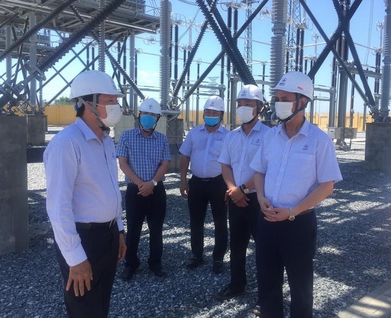 Đối mặt dịch COVID-19, EVNNPT đảm bảo tiến độ dự án điện - ảnh 1