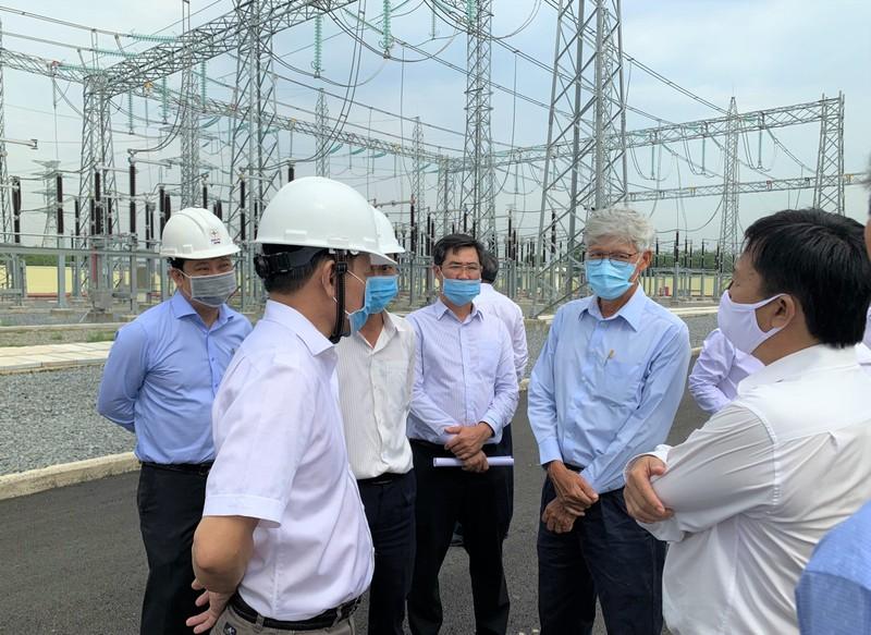 EVNSPC: Đầu tư, phân phối điện bị ảnh hưởng bởi dịch COVID-19 - ảnh 1