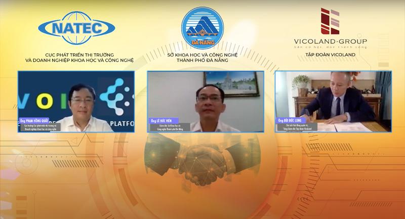 Vicoland Group phát huy tiềm lực tạo đòn bẩy cho khởi nghiệp Đà Nẵng - ảnh 1