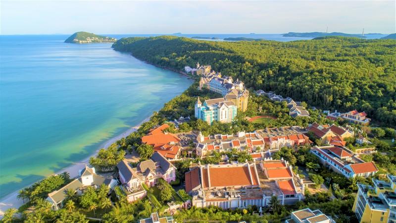 Địa ốc Nam Phú Quốc trước cơ hội dẫn đầu thị trường bất động sản biển - ảnh 1