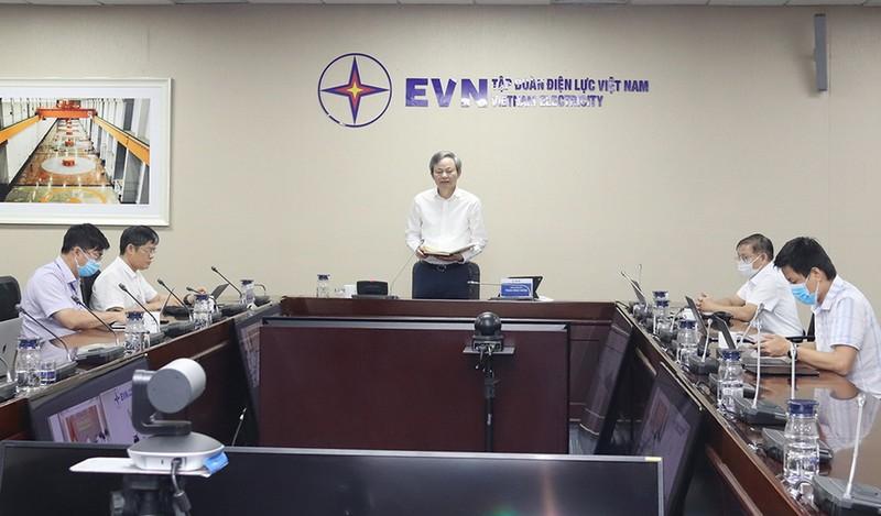 Cần cơ chế đặc biệt cho dự án đường dây 500 kV Vân Phong - Vĩnh Tân - ảnh 2