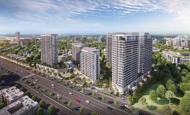 Stella En Tropic - Dự án căn hộ hạng sang quận Bình Tân của Kita Group - ảnh 1