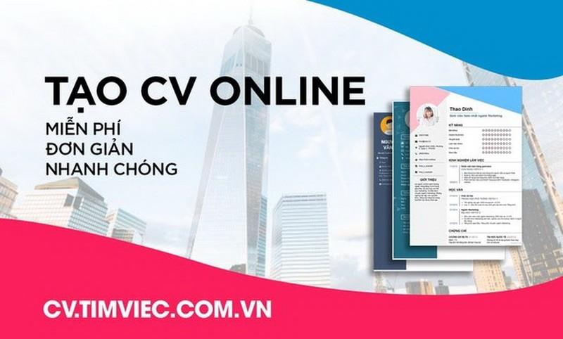 Cơ hội sở hữu việc làm siêu nhanh nhờ CV xin việc tại Cv.timviec.com.vn      - ảnh 2