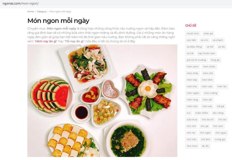 Ngonaz.com cung cấp kiến thức nấu ăn ngon không thể bỏ qua - ảnh 2