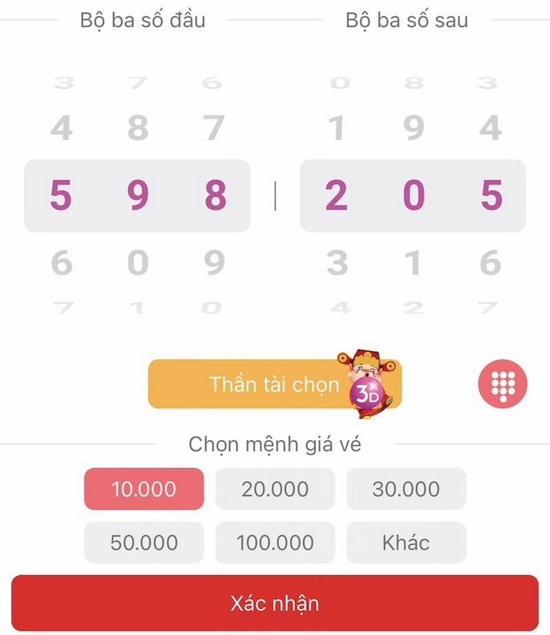 'Săn' 30 tỉ của xổ số Max 3D Pro qua điện thoại - ảnh 2