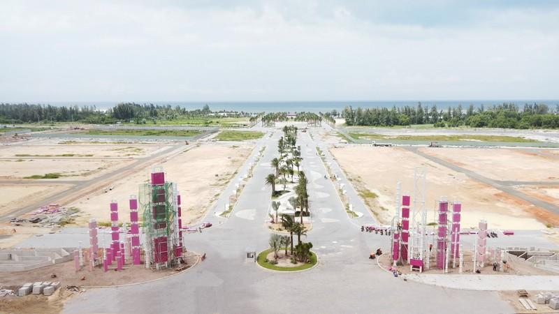 Quảng trường biển Thanh Long Bay – Thắp sáng nền kinh tế đêm - ảnh 1