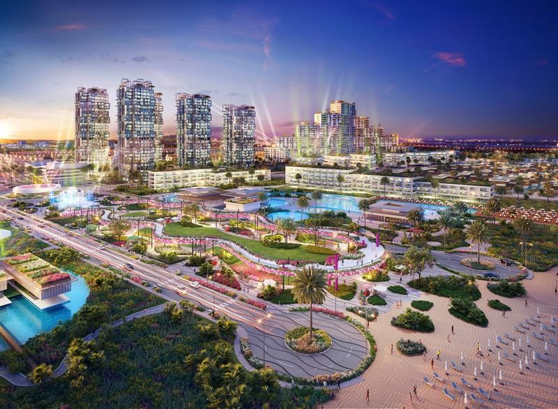 Quảng trường biển Thanh Long Bay – Thắp sáng nền kinh tế đêm - ảnh 2
