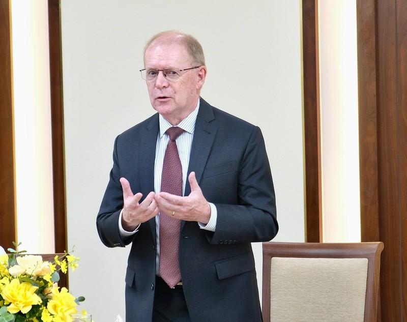 Vietcombank bổ nhiệm Giám đốc Trung tâm ngân hàng số - ảnh 1