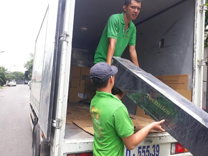 Taxi Tải 24H - Dịch vụ chuyển nhà trọn gói TP.HCM chuyên nghiệp - ảnh 1