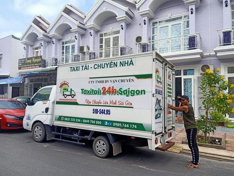 Taxi Tải 24H - Dịch vụ chuyển nhà trọn gói TP.HCM chuyên nghiệp - ảnh 2