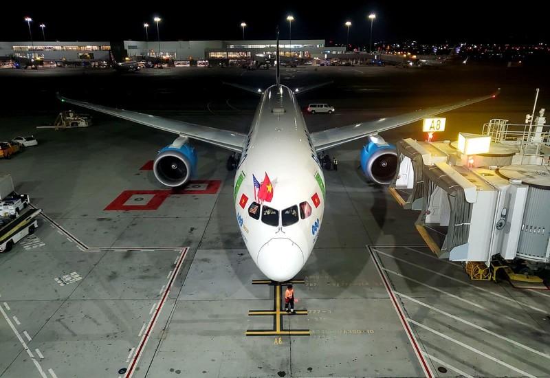 Tháng 10, Bamboo Airways có chuyến bay thẳng TP.HCM - Los Angeles   - ảnh 3