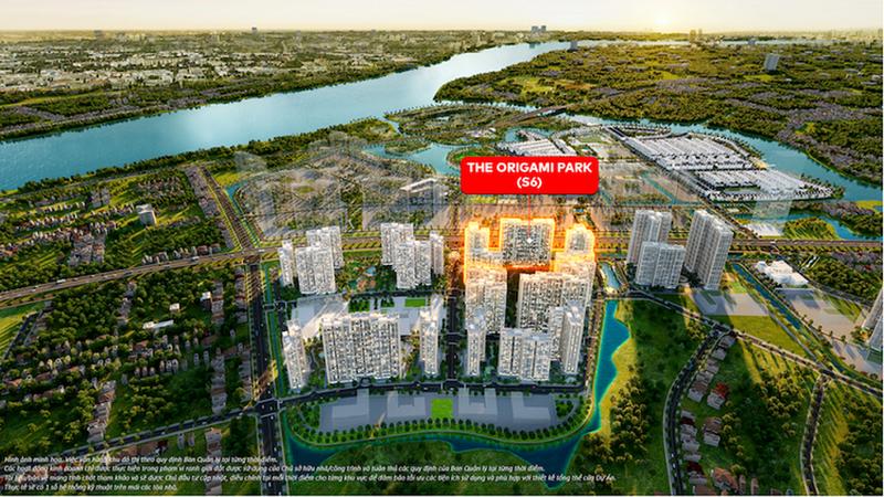 Khám phá cuộc sống cân bằng tại The Origami Park – Vinhomes Grand Park - ảnh 1