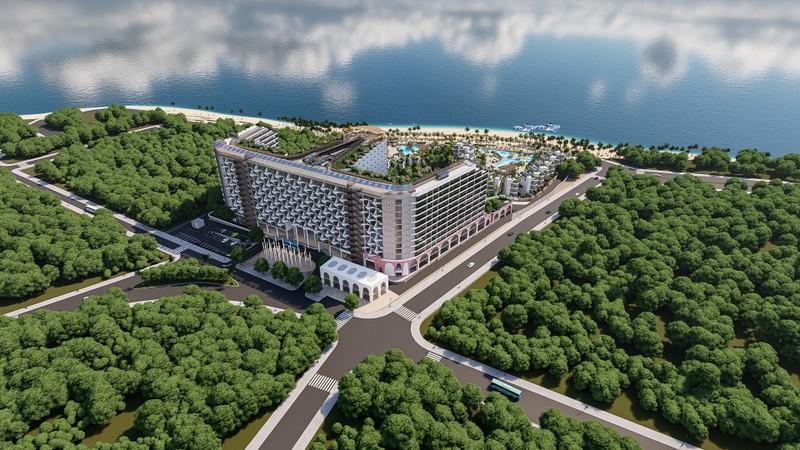 Charm Resort Long Hải: Vị trí kim cương - vượng khí hội tụ - ảnh 1