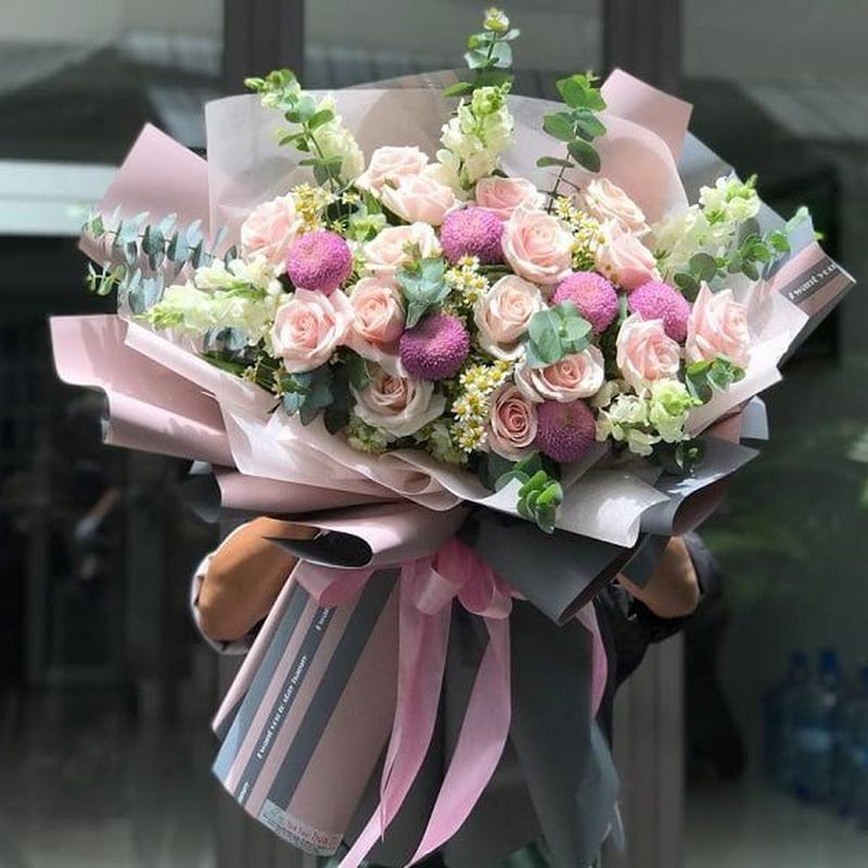 Misshoa - shop hoa tươi đẹp, uy tín tại TP.HCM - ảnh 2