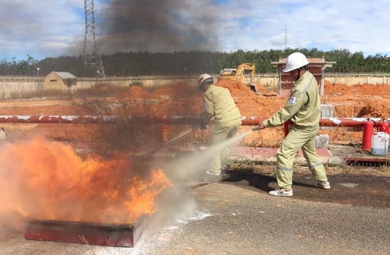 EVNNPT luôn chủ động nâng cao ý thức phòng cháy chữa cháy - ảnh 4