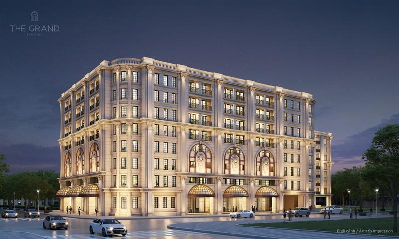 Ra mắt dự án Khu căn hộ hàng hiệu Ritz-Carlton - ảnh 2