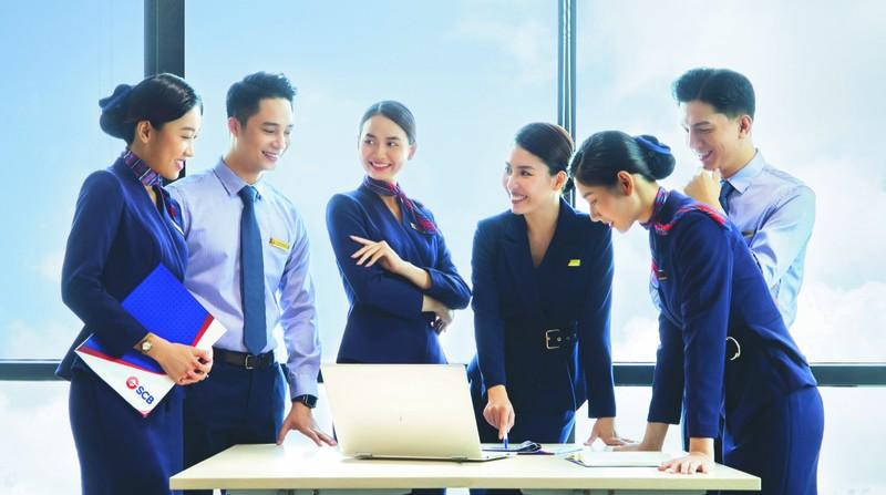 SCB được vinh danh là 'Nơi làm việc tốt nhất Châu Á 2021' - ảnh 1