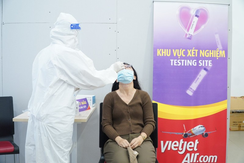 Vietjet: Những chuyến bay 0 đồng, hỗ trợ phí xét nghiệm - ảnh 1
