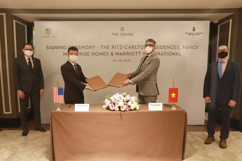Masterise Homes vào Top 10 Thương hiệu mạnh Việt Nam 2021 - ảnh 2