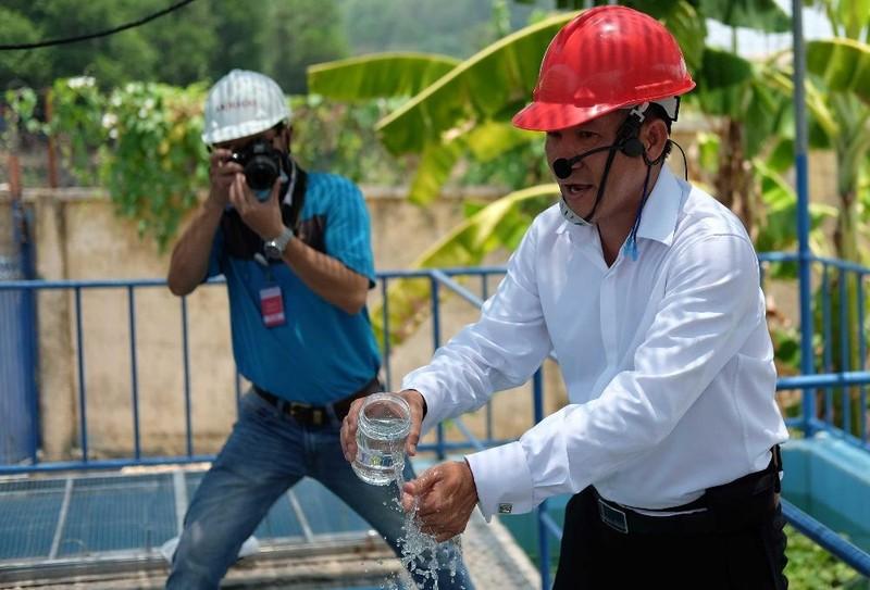 Công ty Mauri La Ngà giới thiệu công nghệ xử chất thải chuẩn  - ảnh 1