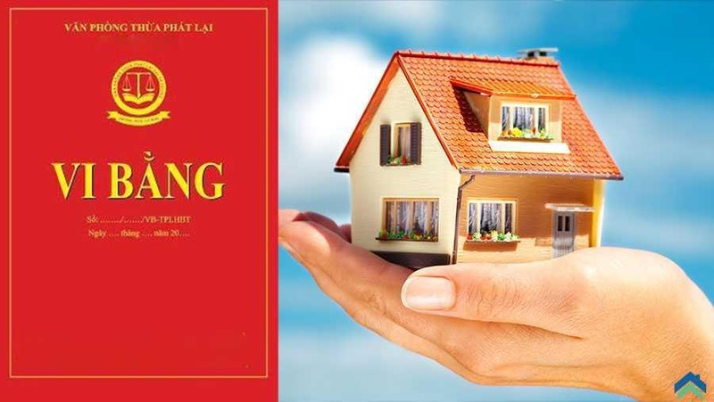 Cảnh báo lừa mua bán nhà đất với hình thức lập vi bằng | Bất động sản | PLO