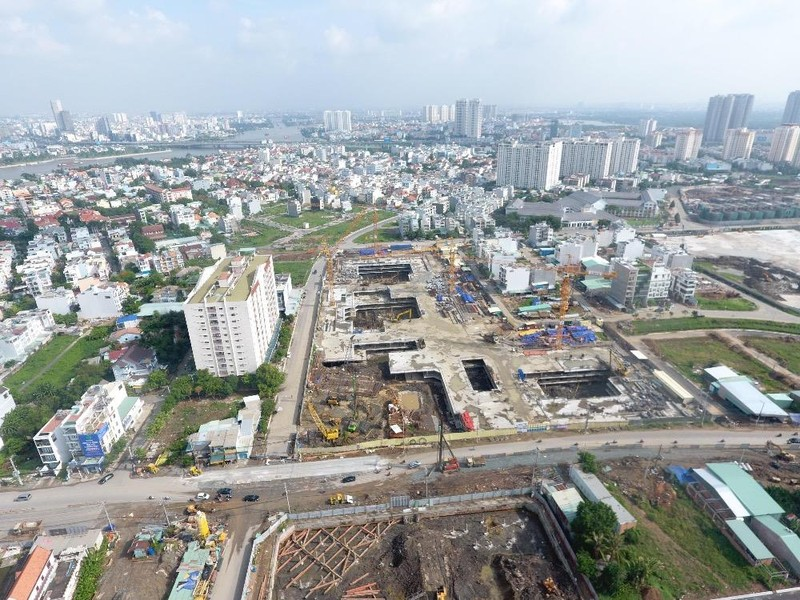 Chủ đầu tư dự án Laimian City nói gì về quyết định xử phạt? - ảnh 1